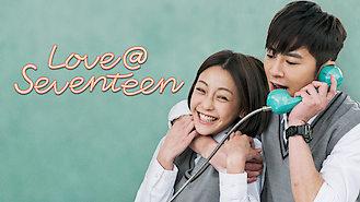 Is Love @ Seventeen on Netflix South Korea?