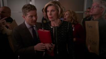 The Good Wife: Season 7: Restraint