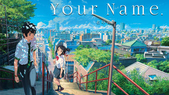 Is Your Name (2016) on Netflix New Zealand? | WhatsNewOnNetflix com