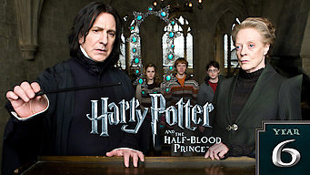 Is Harry Potter And The Half Blood Prince 2009 On Netflix Spain